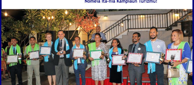 Turizmu Ba Ema Hotu Timor-Leste Tourism Champions Awards, 2021  Nominate your Tourism Champions!