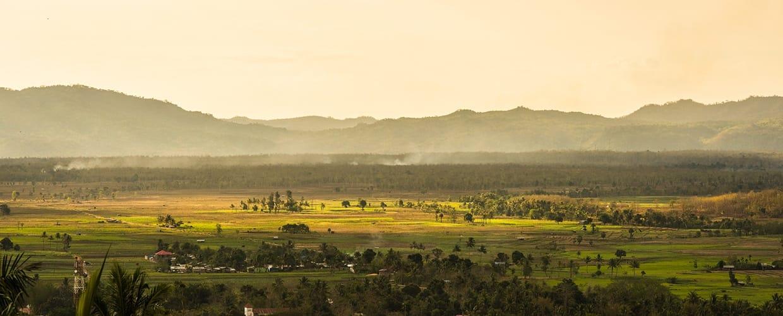 Timor-Leste: Field, Grassland, Outdoors, Countryside, Nature, Landscape, Scenery, Mountain, Mountain Range