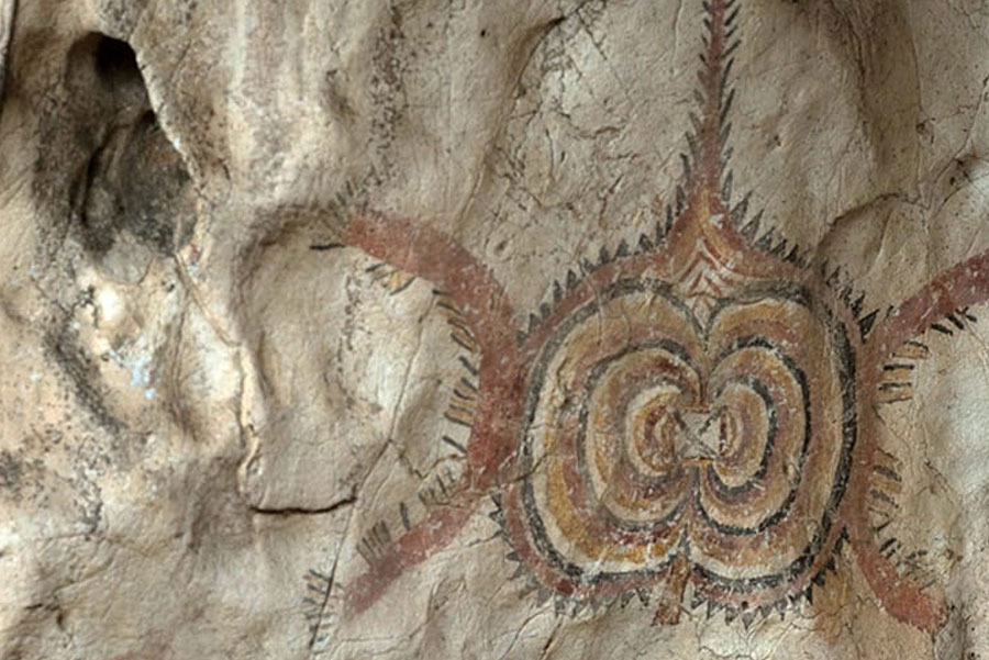 Timor-Leste: Soil, Fossil, Archaeology, Painting, Art
