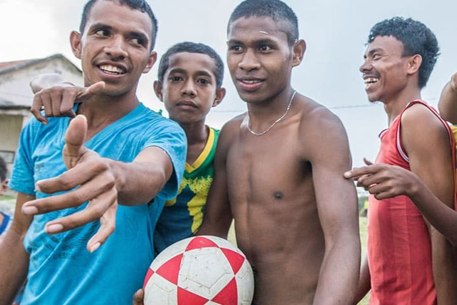 Timor-Leste: Person, Human, Ball, Soccer, Team Sport, People, Football, Sport, Soccer Ball, Team, Sports, Skin, Face, Man, Photography, Portrait, Photo, Jaw